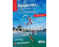 Les Corporate Games de Lyon