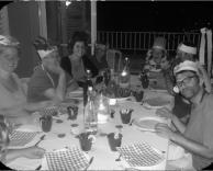 Diner en soirée
