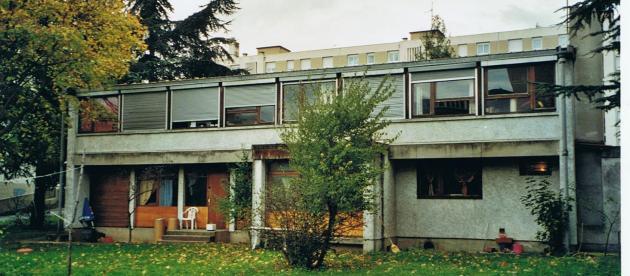 L'ancien foyer de L'Epi à Villeurbanne