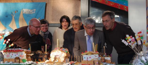 Anniversaire des 25 ans de l'Arche à Lyon