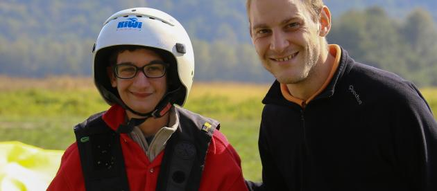 Amélie et Guillaume