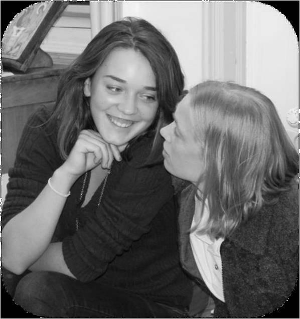Soline et Maëlle